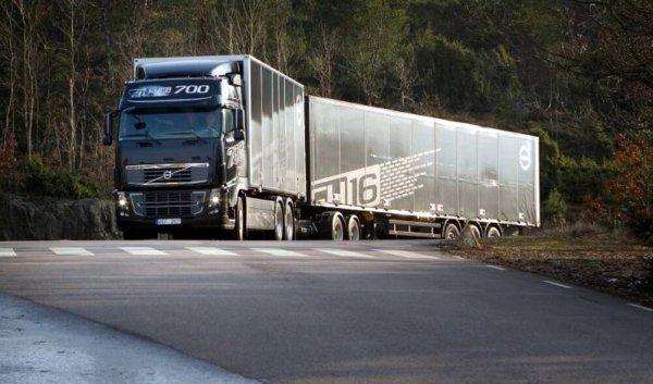 Прогресс в транспорте в Норвегии. Власти в 10 раз расширили сеть дорог для удлиненных грузовиков