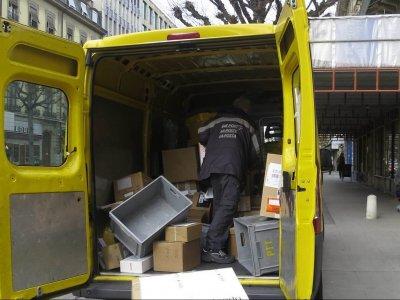 """Hagyományos cím helyett – """"szállítási útlevél"""". A belgák azon dolgoznak, hogy hatékonyabban kézbesítsék a csomagokat"""