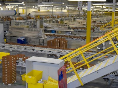 Amazon reportedly eyeing up new fulfillment centre in Ireland