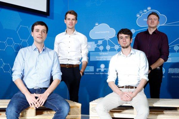 Új korszak a logisztikában? Digitális platformot hoztak létre, amely megkönnyíti a raklapok cseréjét