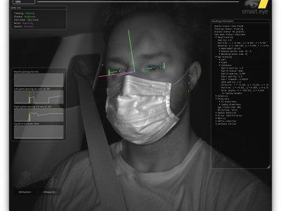 Umstritten, aber effektiv? Schwedischer Frachtführer testet ein System zur Blickerfassung und Bestimmung des Konzentrationsgrades der Fahrer