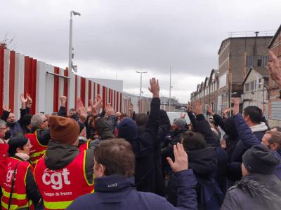 """Französische Gewerkschaften bereiten einen landesweiten Streik vor. """"Brutale Verschlechterung der Ar"""