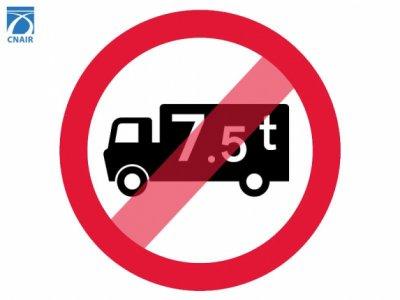 Restricții de trafic pentru camioane pe 23 și 24 ianuarie