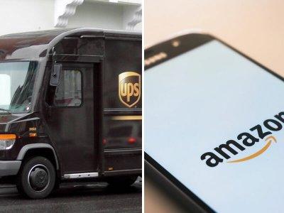 UPS setzt die Zustellung von Amazon-Kleinpaketen zwischen der EU und Großbritannien vorübergehend aus