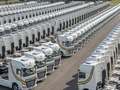 Primafrio Group odebrała pierwsze ciężarówki z potężnego zamówienia
