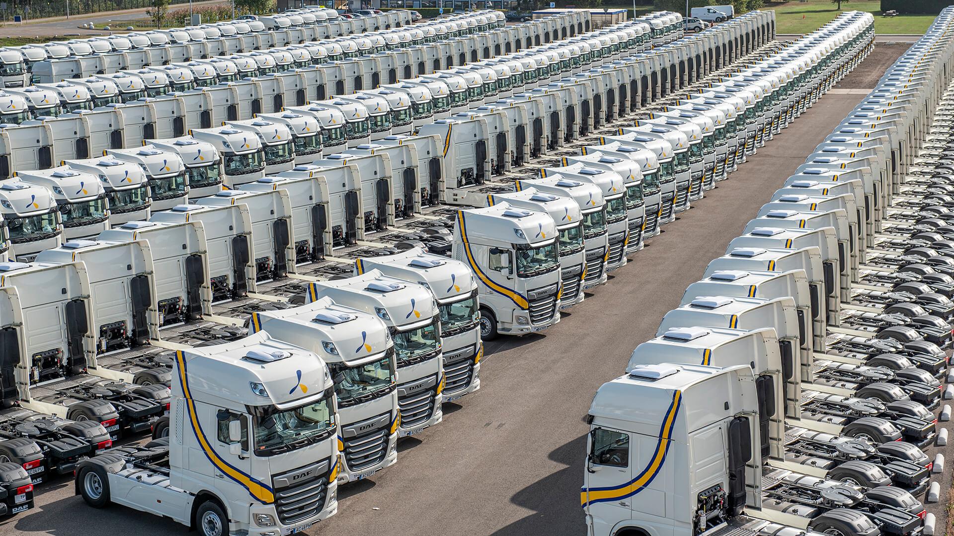 Zmiana trendu w rejestracjach pojazdów ciężarowych. Zobacz, co się stało