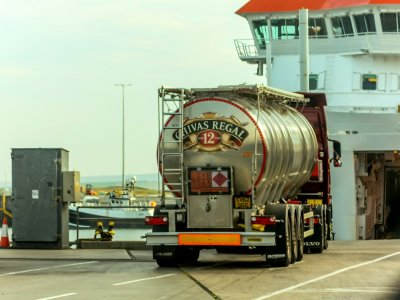 Scotland Food & Drink boss: hauliers are not accepting loads to EU