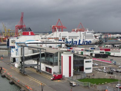 Surging demand for Ireland-France ferries sees some services overbooked