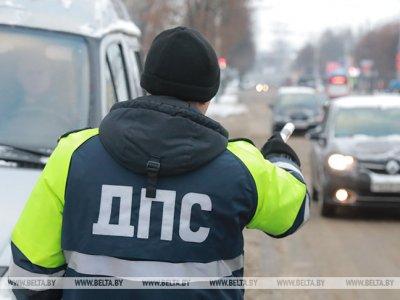 В Минске усилили контроль за водителями грузового транспорта