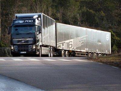 Norvegija dešimt kartų išplėtė kelių tinklą, kuriuo galės važinėti prailginti sunkvežimiai