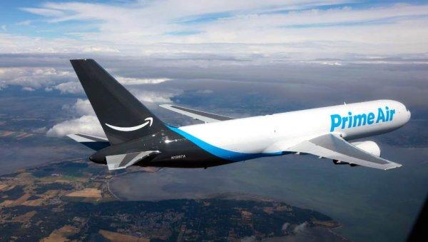 A légi szállítmányozás krízisben van; az Amazon repülőket vesz