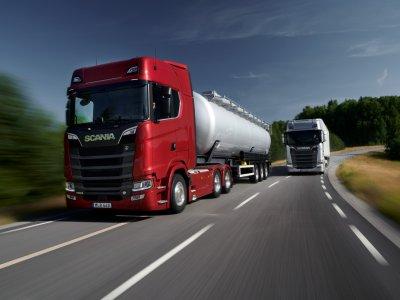 """Mobilumo paketas ir pandemija paveikė ir sunkvežimių pardavimus Lietuvoje. """"Tai ilgalaikis efektas"""""""
