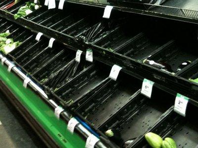 German Fruit Trade Association warn strict border checks will mean empty supermarket shelves