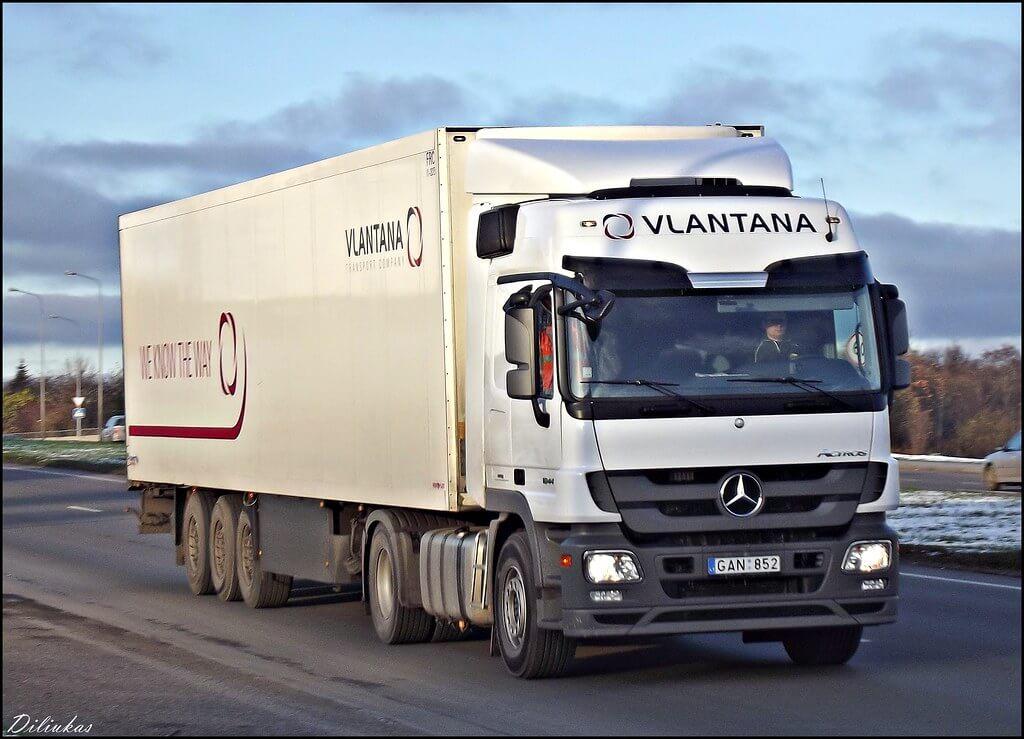 Truckers' legal battle against Vlantana Norge underway