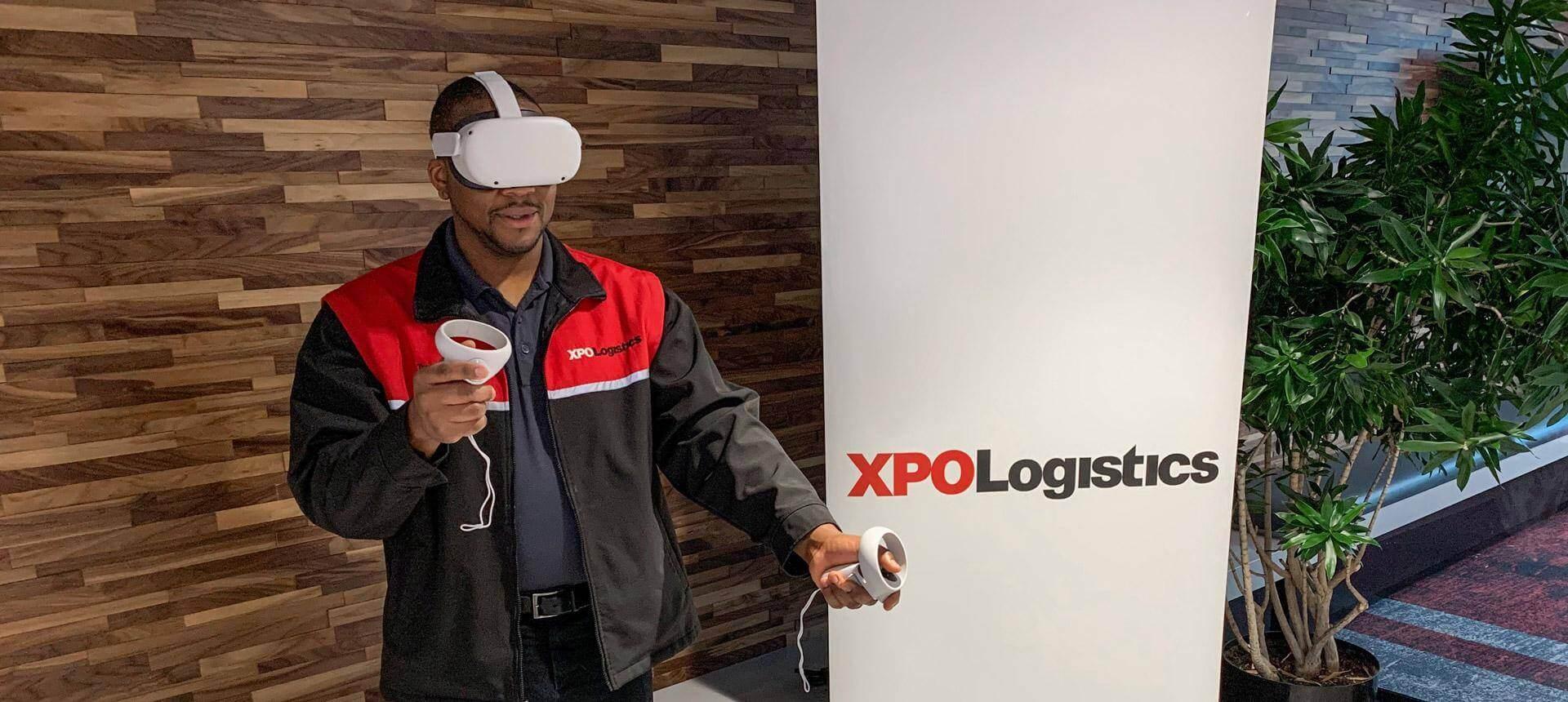 XPO szkoli kierowców używając wirtualnej rzeczywistości. Zobacz, jakie korzyści płyną z tego rozwiązania