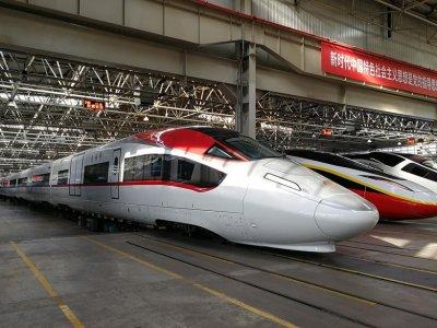 Ez itt a tehervonatok TGV-je