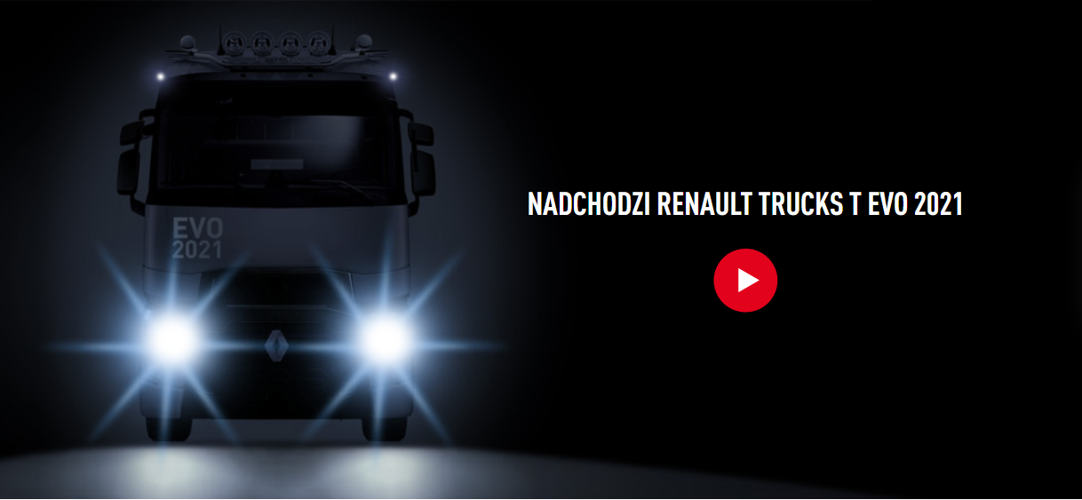 Nowa ciężarówka Renault. Do sieci wyciekły zdjęcia, a producent podsyca zainteresowanie tajemniczą zapowiedzią