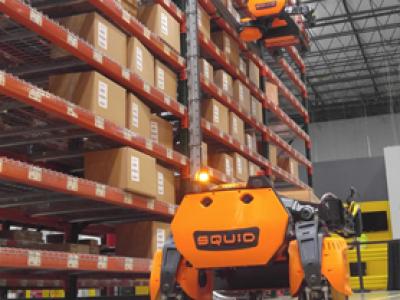Nem fél attól, hogy felmásszon a polcokra. Az ilyen eszközök helyettesíthetik a raktárakban dolgozó embereket?