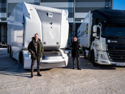 Bez kierowcy i oleju napędowego – Lidl zmienia swoje dostawy w Szwecji