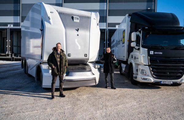Fără șofer și fără diesel – Lidl schimbă semnificativ modul în care realizează livrările