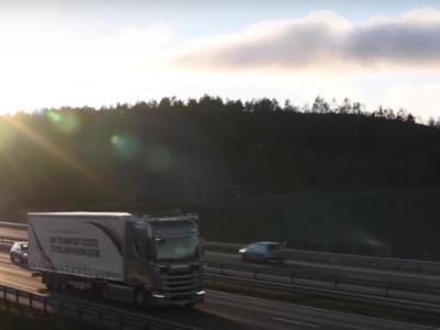 Scania testează camioane autonome în condiții reale de trafic