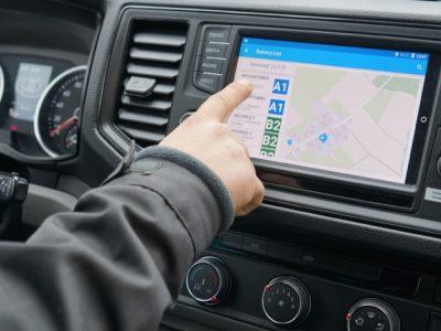 Hermes und Volkswagen Nutzfahrzeuge starten Pilotprojekt mit Münchener Start-up Viscopic
