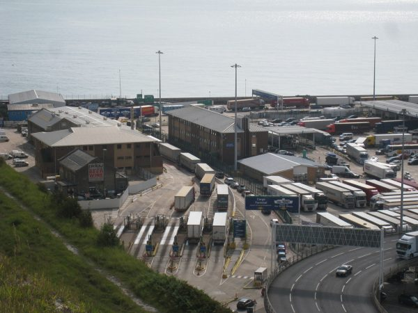 Transporeon: demand for France-UK cargo now 17% up on Q3 levels