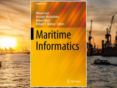 Maritime Informatics – the book that's cemented a new discipline in the world of shipping