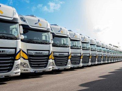 A DAF egész Európát meghódította nyergesvontatóival; teherautóival pedig hat ország piacát uralja