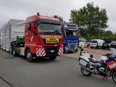 Operațiunea de control ROADPOL Truck & Bus va avea loc în ciuda restricțiilor impuse de pandemie