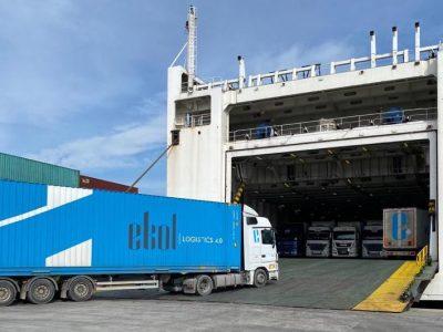 Új RoRo szolgáltatás Törökország és Spanyolország között