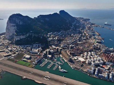 Gibraltar supermarket turns to sea freight for shipments of British favourites