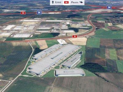 Niebawem ruszy budowa logistycznego molocha pod Wrocławiem