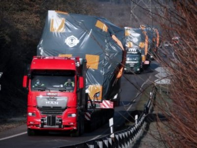 New MAN TGX semitrailers pass the test