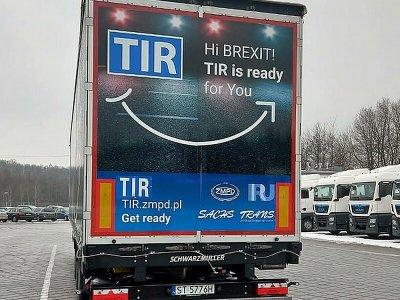 Az IRU támogatja a TIR rendszert a Brexit miatti vámellenőrzések ésszerűsítésére