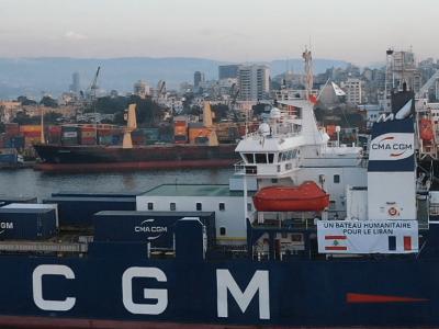 A CMA CGM nem csak úszik, hanem szárnyal is. A cég megkezdi a légi flottája építését