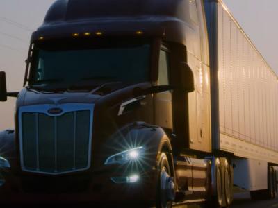 Kultowy amerykański producent przedstawił nowy model trucka. Oto odświeżona wersja Peterbilta 579