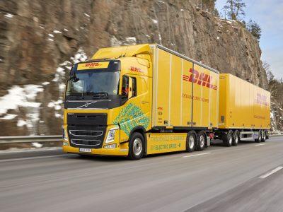 Стартуют испытания первого в мире 60-тонного автопоезда на электротяге на большие расстояния