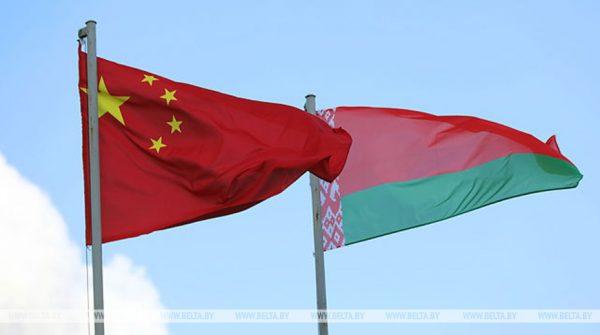 """Китай стал вторым торговым партнером Беларуси после России. """"Беларусь является важным участником стр"""