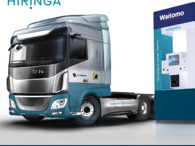 1,5 tys. ciężarówek na wodór wyjedzie na drogi jednego kraju. Wszystkie dostarczy Hyzon Motors