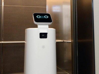 Vor fi curierii înlocuiți de acest robot?