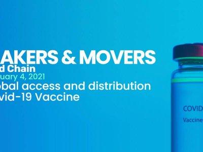 """MAKERS ÉS MOVERS – COLD CHAIN 2021 – """"A COVID-19 vakcina globális hozzáférése és terjesztése"""" konferencia február 4-én kezdődik"""
