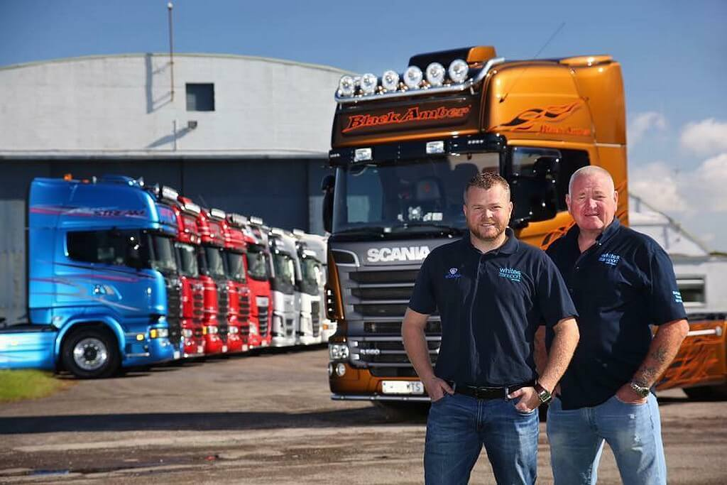 Whites Transport Services boss on the trials, tribulations and benefits of Brexit