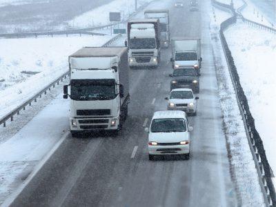 Pabrango Lenkijos A2 greitkelio kelių rinkliava
