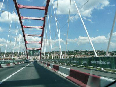 Infrastructură I Începe reabilitarea podului rutier de la Cernavodă