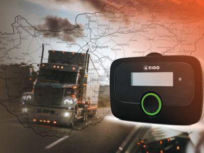 Оплачивайте дороги Венгрии с мультиустройством E100 E-BOX