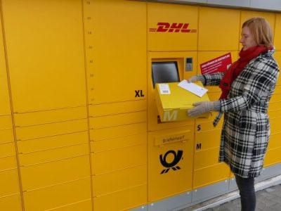 A Deutsche Post DHL éjjel-nappal működő automata postafiókokat tesztel