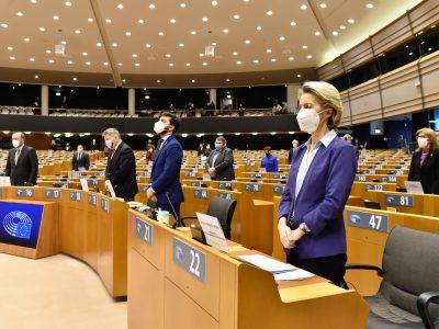 Parlamentul European a votat pentru adoptarea de noi măsuri aplicabile în transport în această perioadă