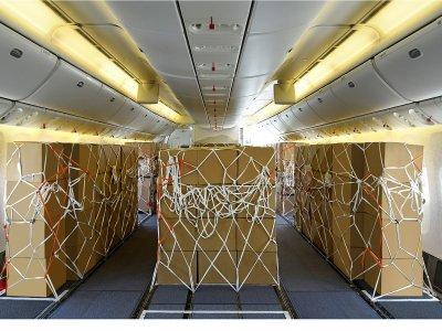 Konwersja samolotów pasażerskich na cargo wcale nie tak powszechna. Powodem problemy z załadunkiem