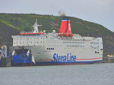 Stena cancel Fishguard services for 1 week amid concerns over port's future